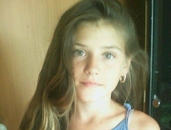 На фото: Ангелина Разинькова | Фото: личный архив семьи