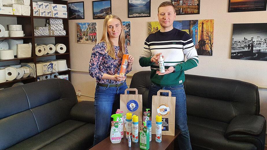 Выбираем надёжные антисептики с доставкой на дом по приемлемым ценам - Новости Калининграда