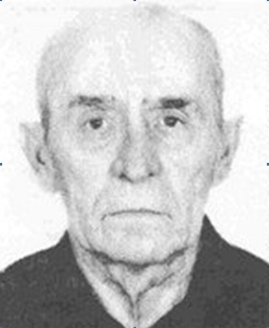 В Гусеве ищут пенсионера, который в 2004 году ушёл из дома и пропал - Новости Калининграда | Фото: пресс-служба регионального УМВД