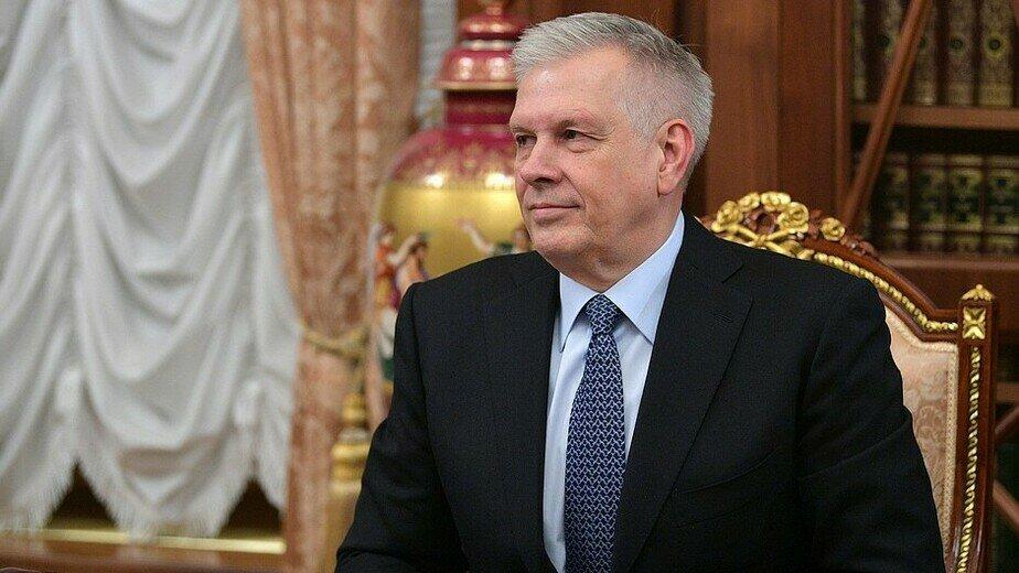 На фото: Сергей Данкверт | Фото: kremlin