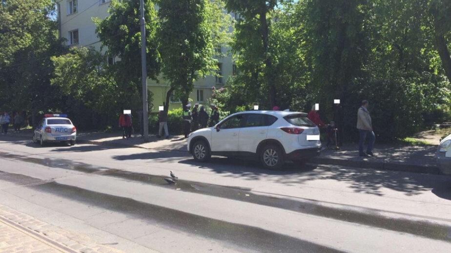 Против водителя, насмерть сбившего 92-летнюю пенсионерку на Багратиона, возбудили уголовное дело - Новости Калининграда | Фото: пресс-служба регионального УМВД