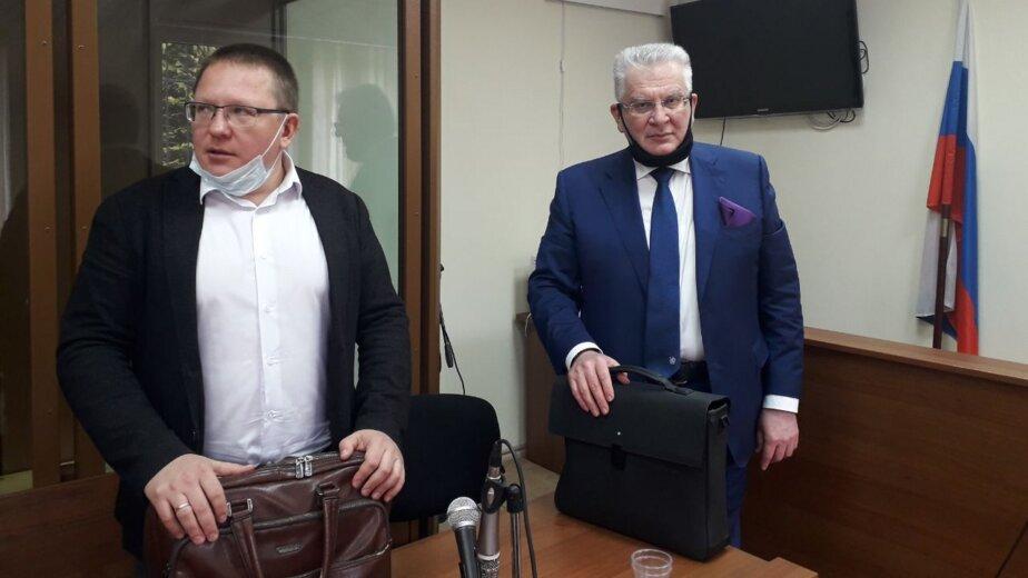 "На фото: Амир Кушхов (справа) | Фото: Ольга Запивалова / ""Клопс"""