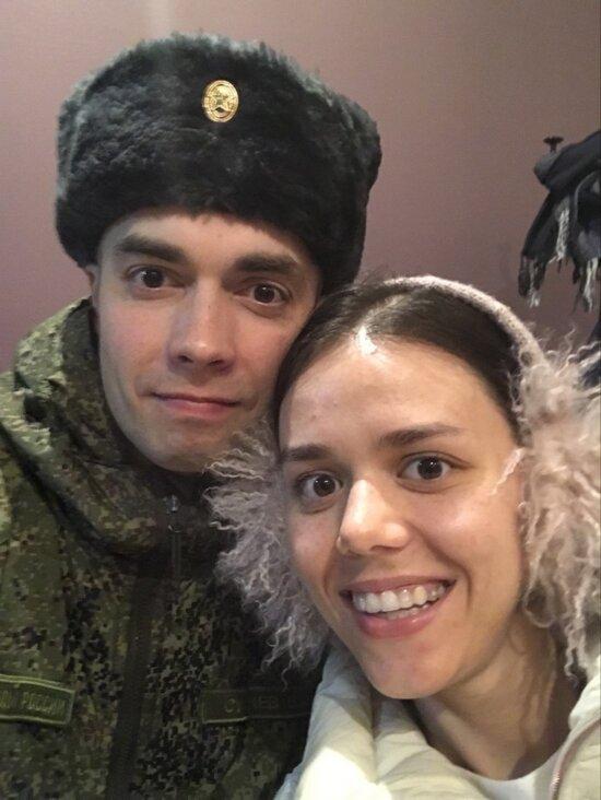 На фото: Вячеслав Суфиев с сестрой Алиной | Фото: личный архив семьи