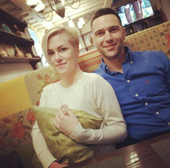 На фото: Ольга Гордова и Алексей Калашников | Фото: личный архив семьи