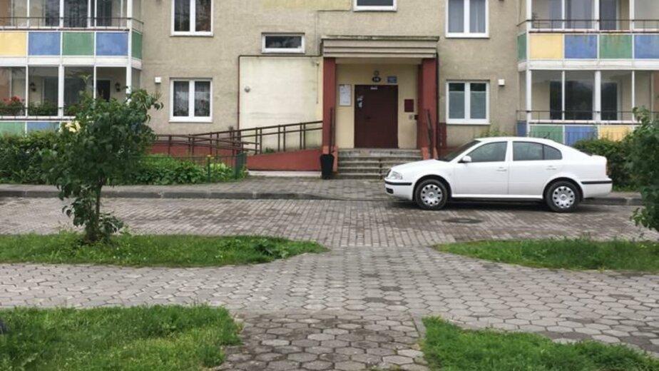 На фото: место, где произошло ДТП | Фото: очевидец