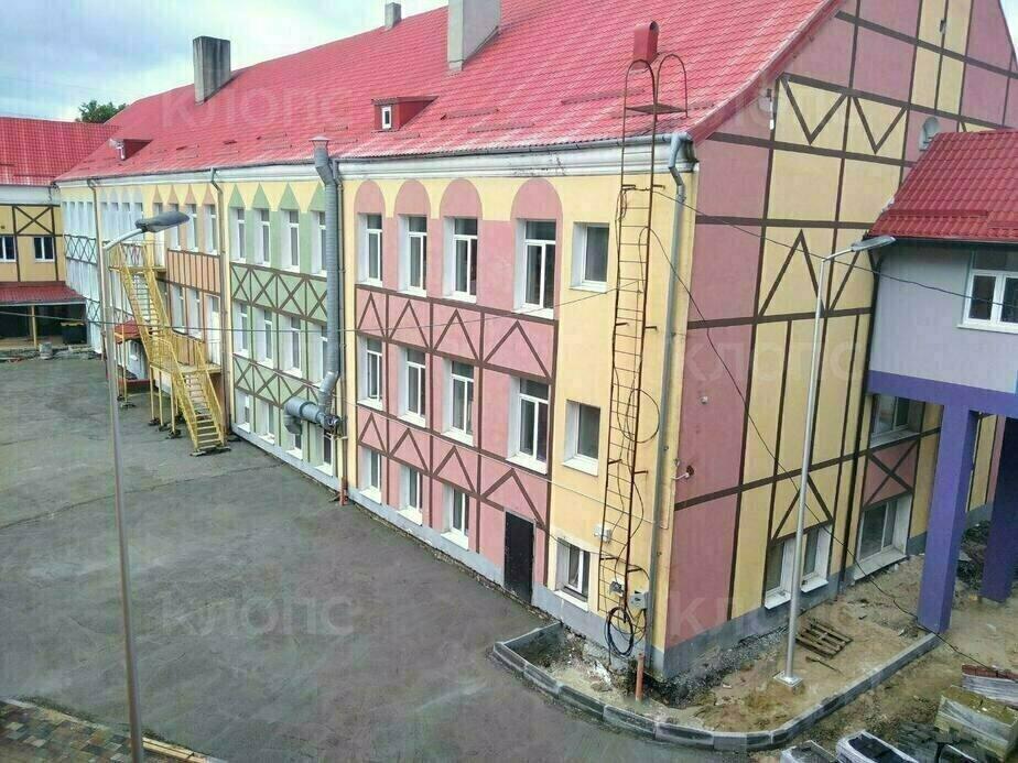 Один из корпусов детского сада на ул. Красной | Фото: Константин Сериков