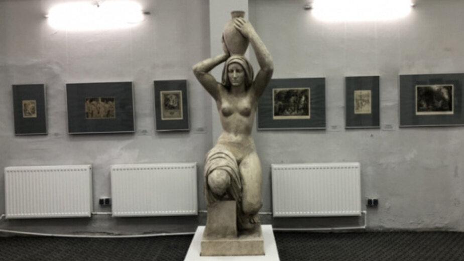 Калининградский музей открыл новый зал со скульптурой из Светлогорска - Новости Калининграда | Фото пресс-службы музея