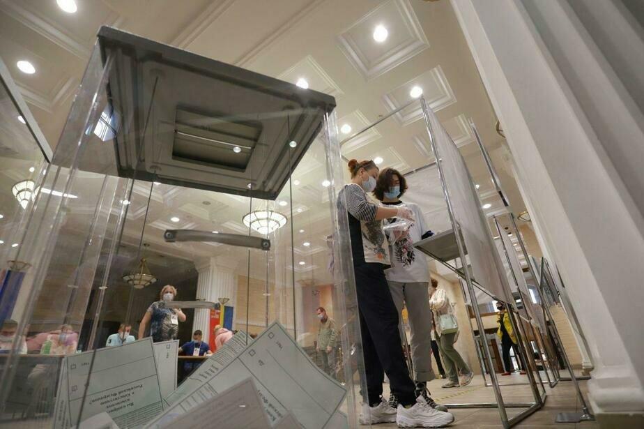 Последний день голосования по поправкам в Конституцию - Новости Калининграда   Фото: Александр Матвеев