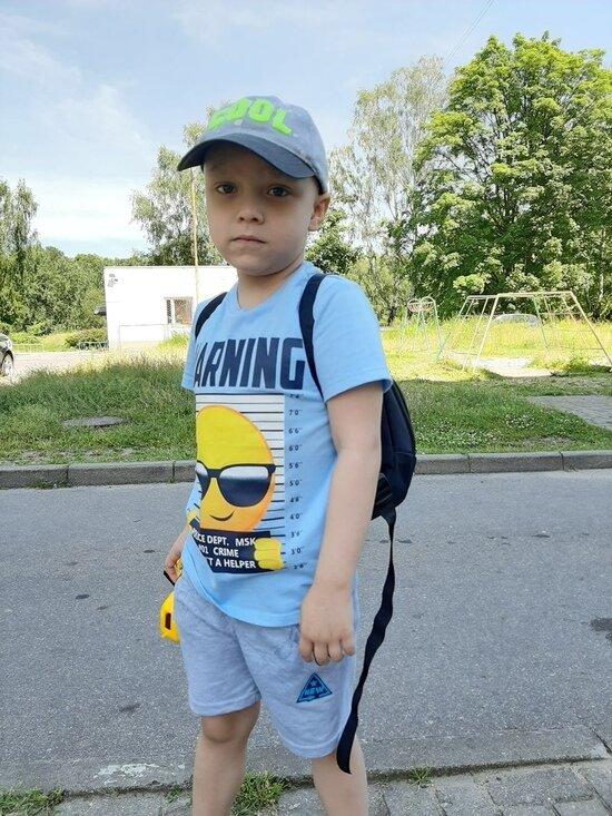 В регионе собирают деньги на иммунотерапию для шестилетнего мальчика с нейробластомой - Новости Калининграда   Фото: личный архив семьи