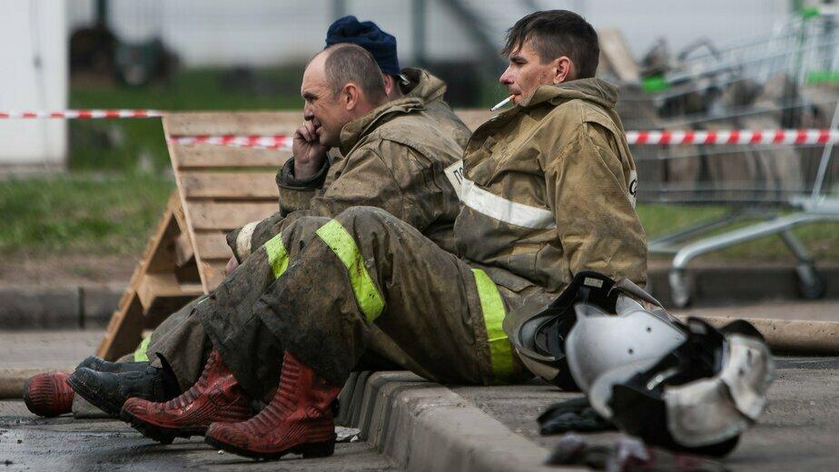 """В Калининграде эвакуировали десять человек из-за пожара в девятиэтажке на Моспроспекте   - Новости Калининграда   Архив """"Клопс"""""""
