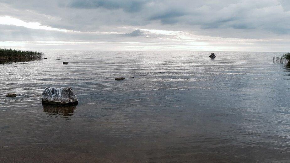 Жители посёлка в Полесском районе отстояли пляж от застройки и получили грант на его обустройство   - Новости Калининграда