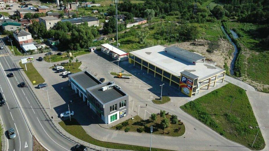 В Зеленоградске построили двухуровневую парковку на 150 мест  - Новости Калининграда | Фото с сайта администрации Зеленоградского городского округа