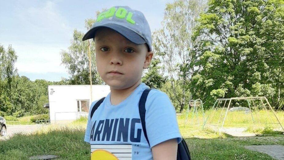 В регионе собирают более 30 млн рублей на иммунотерапию для шестилетнего мальчика с нейробластомой - Новости Калининграда | Фото: личный архив семьи