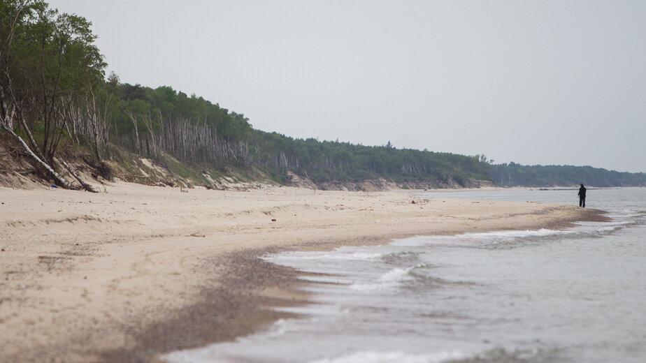 """Учёные нашли на дне Балтийского моря образования, похожие на дюны Куршской косы   - Новости Калининграда   Архив """"Клопс"""""""