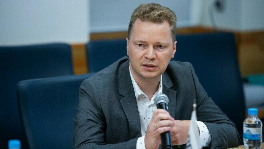 Олег Скворцов