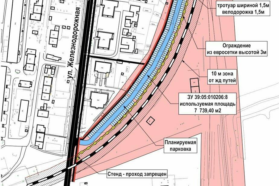 В Зеленоградске построят ещё одну автостоянку - Новости Калининграда | Фото: пресс-служба администрации Зеленоградского городского округа