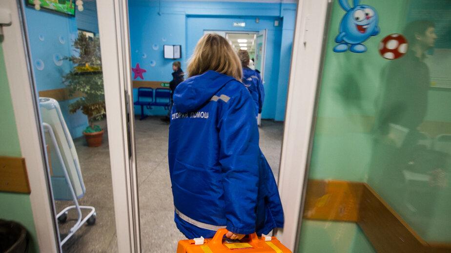 """В региональном минздраве рассказали о состоянии мальчика, упавшего с восьмого этажа - Новости Калининграда   Архив """"Клопс"""""""
