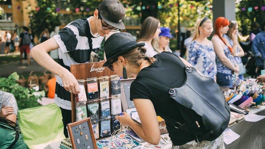 В Центральном парке Калининграда пройдёт барахолка - Новости Калининграда | Фото: официальный аккаунт Boom маркета