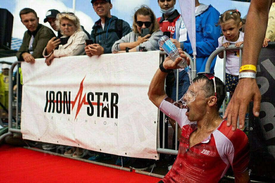 В Зеленоградске прошли соревнования по триатлону Ironstar (фоторепортаж) - Новости Калининграда | Фото: Александр Подгорчук