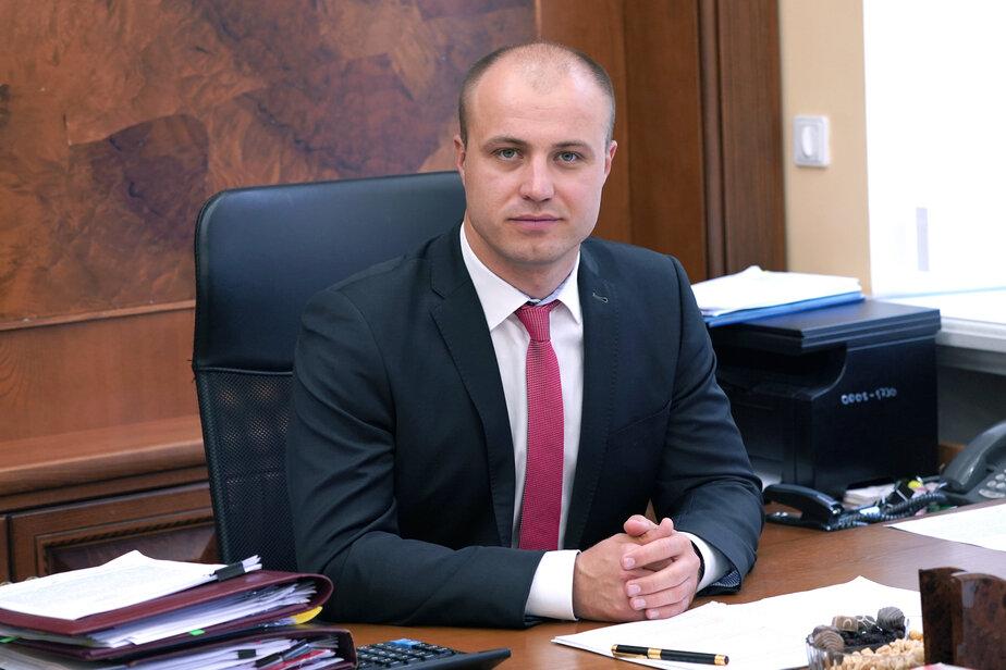 На фото: Сергей Черномаз   Фото: пресс-служба правительства области