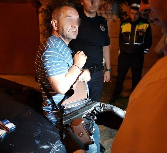 В Калининграде задержали мужчину, который ограбил ломбард на Советском проспекте (видео) - Новости Калининграда | Фото: очевидец
