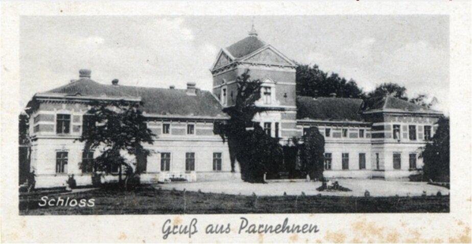 Усадьба около 1925 года | Фото: Bildarchiv