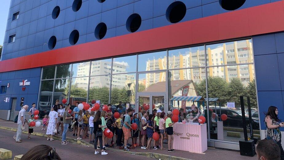 Новый SPAR открыл свои двери на Московском проспекте - Новости Калининграда