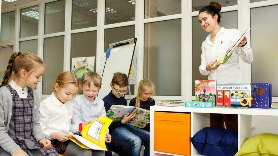 Как научить ребёнка говорить и читать на английском в пять лет - Новости Калининграда
