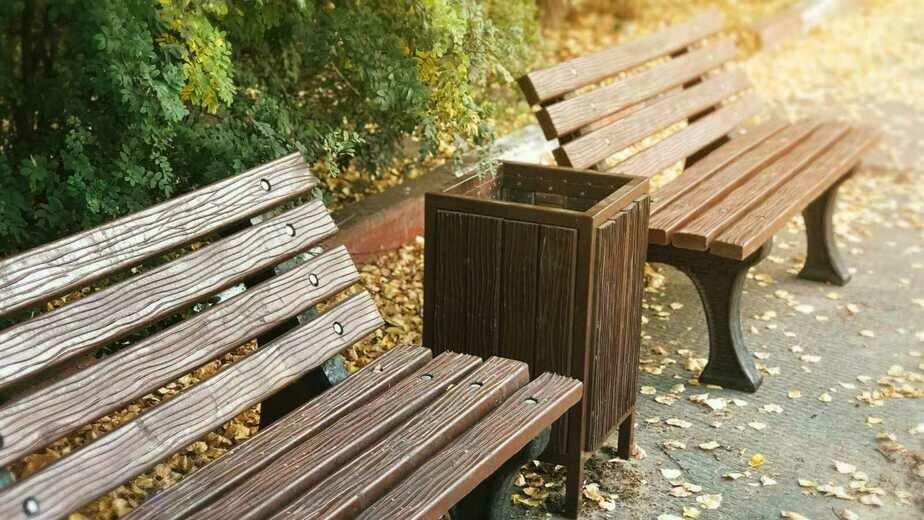 В Калининграде запустили производство лавочек из переработанного пластика - Новости Калининграда