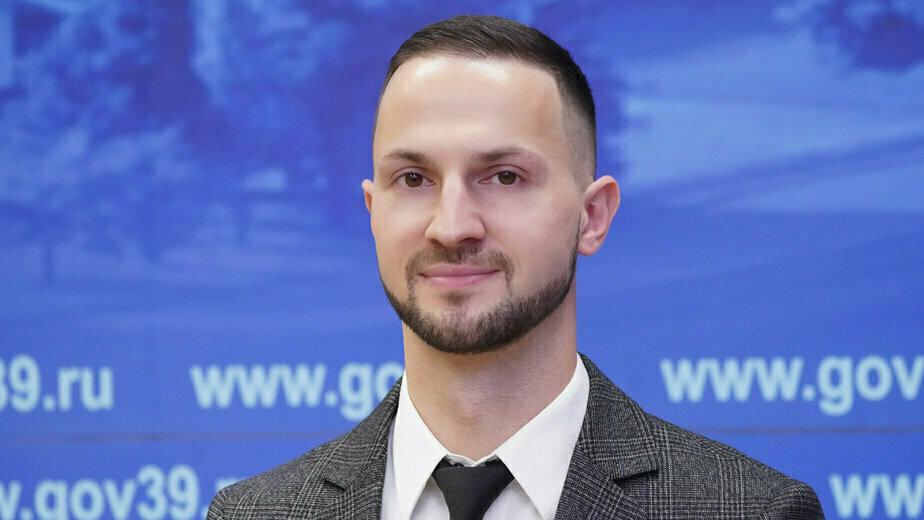 На фото: Олег Туркин | Фото: пресс-служба регионального правительства