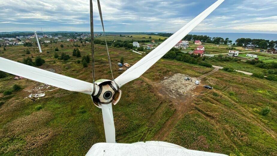 Старейший ветропарк России — Зеленоградская ВЭС — станет туристическим объектом - Новости Калининграда