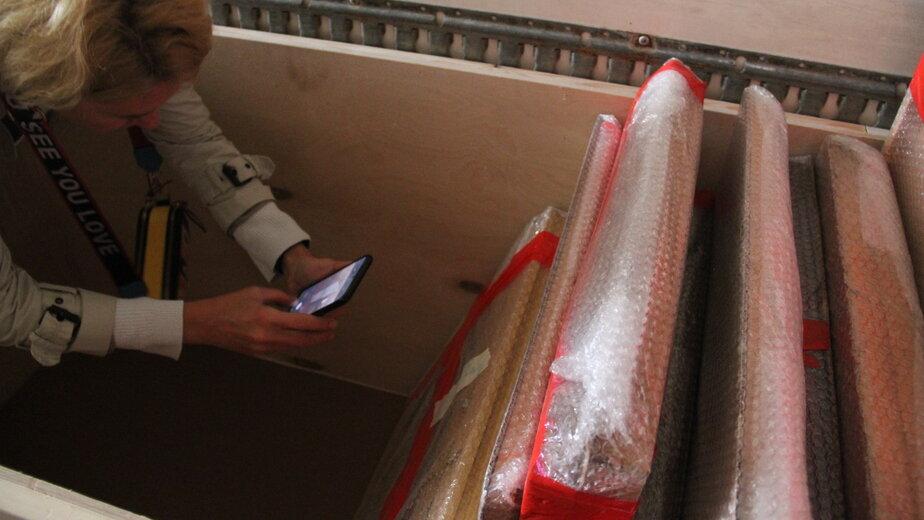 В Калининградский музей искусств привезли больше трёх тысяч новых экспонатов - Новости Калининграда   Фото: пресс-служба музея