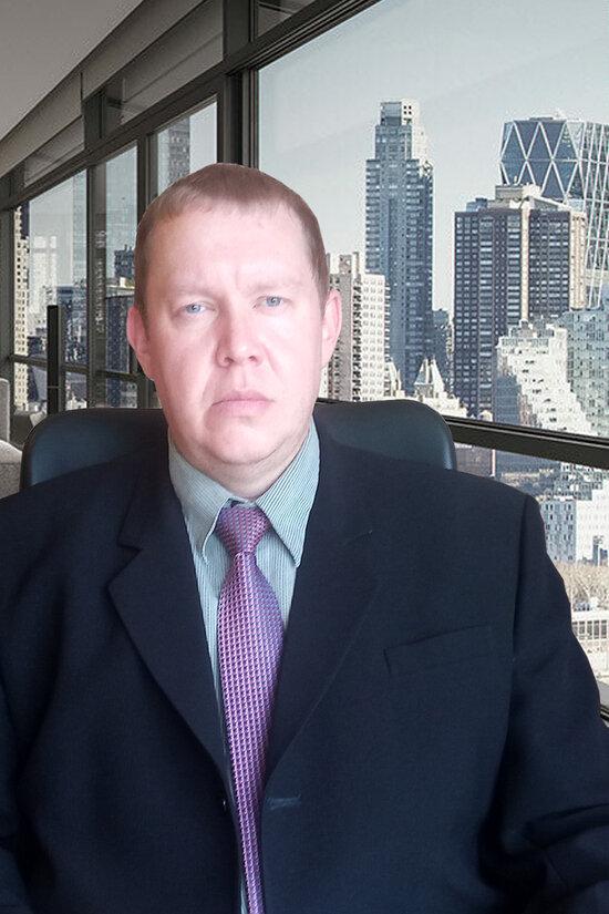 Ольгин Сергей Валерьевич, учредитель компании