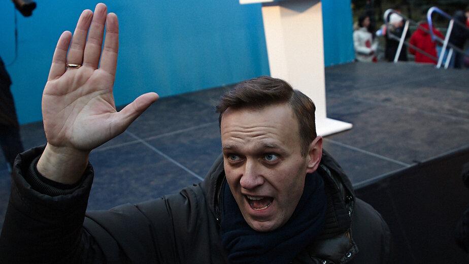 """СМИ: Навальный отказался сотрудничать с Россией в расследовании отравления - Новости Калининграда   Архив """"Клопс"""""""