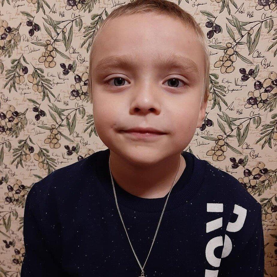 Шестилетнему Антону Калугину из Балтийска собрали 27 млн на иммунотерапию - Новости Калининграда | Фото: страница Олега Калугина в Facebook