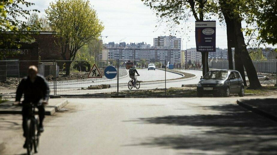 В мэрии назвали дату открытия двухстороннего движения по Гагарина - Новости Калининграда