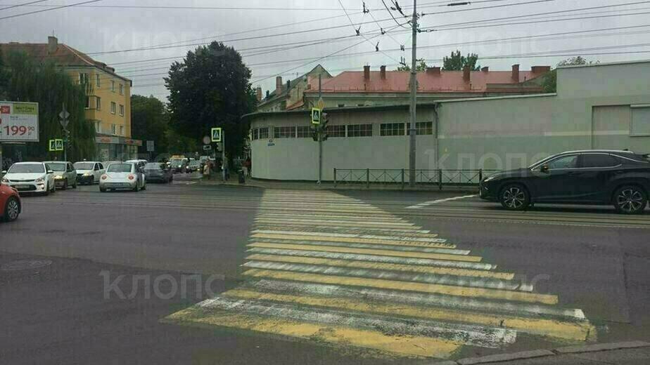 Перекрёсток Советского проспекта и ул. Нарвской | Фото: Константин Сериков