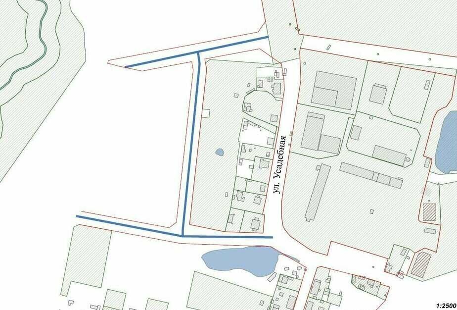 Калининградцев попросили придумать, как назвать новые улицы и переулок в Совхозном - Новости Калининграда | Изображение: администрация Калининграда / Facebook