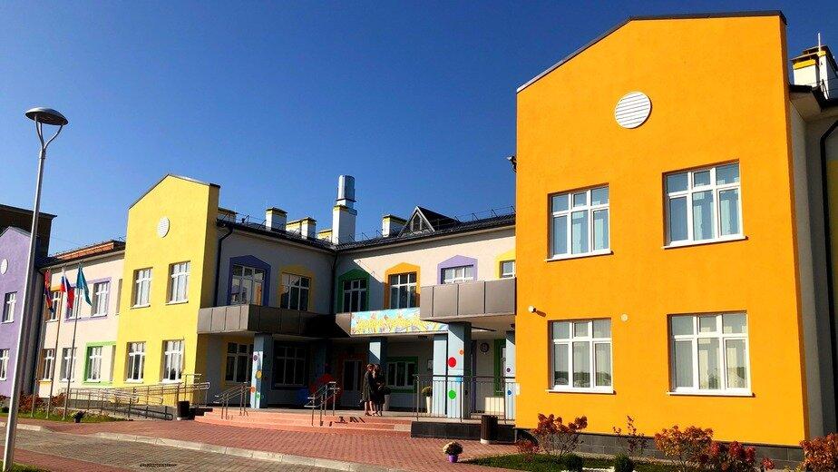 В Калининграде открывается третий корпус детского сада №48 (фото) - Новости Калининграда | Инга Фиронова