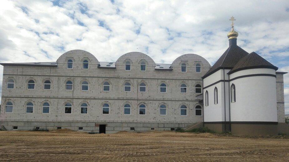 На фото: Дом милосердия для вдов священников | Фото предоставила пресс-служба монастыря