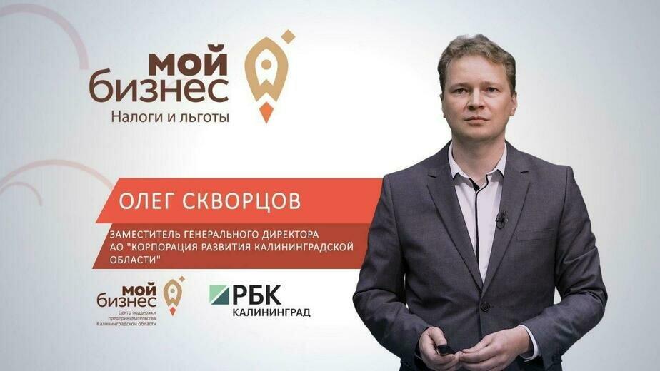 Всё о бизнес-старте в особой экономической зоне за 15 минут - Новости Калининграда
