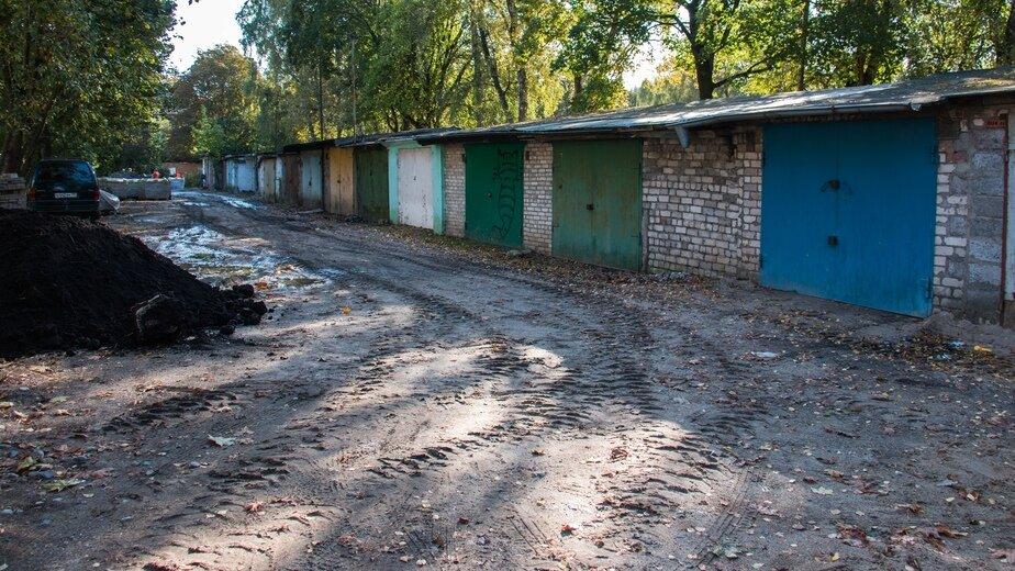На Артиллерийской не отремонтировали половину двора из-за бюрократических заморочек - Новости Калининграда | Фото: Андрей Кропоткин