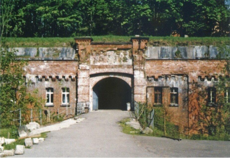 Форт в 2012 году | Bildarchiv-ostpreussen.de