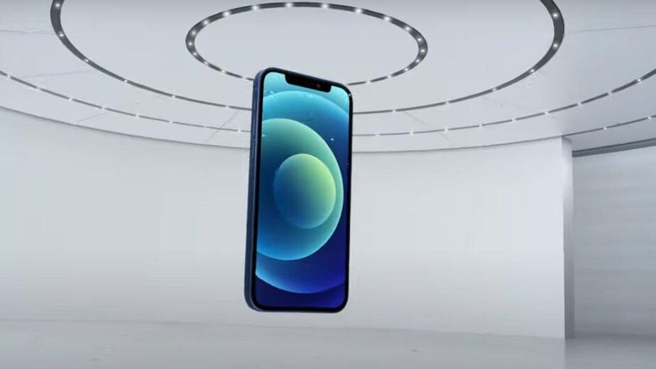 Apple презентовала iPhone 12 с поддержкой 5G  - Новости Калининграда | Кадр из презентационного видеоролика Apple