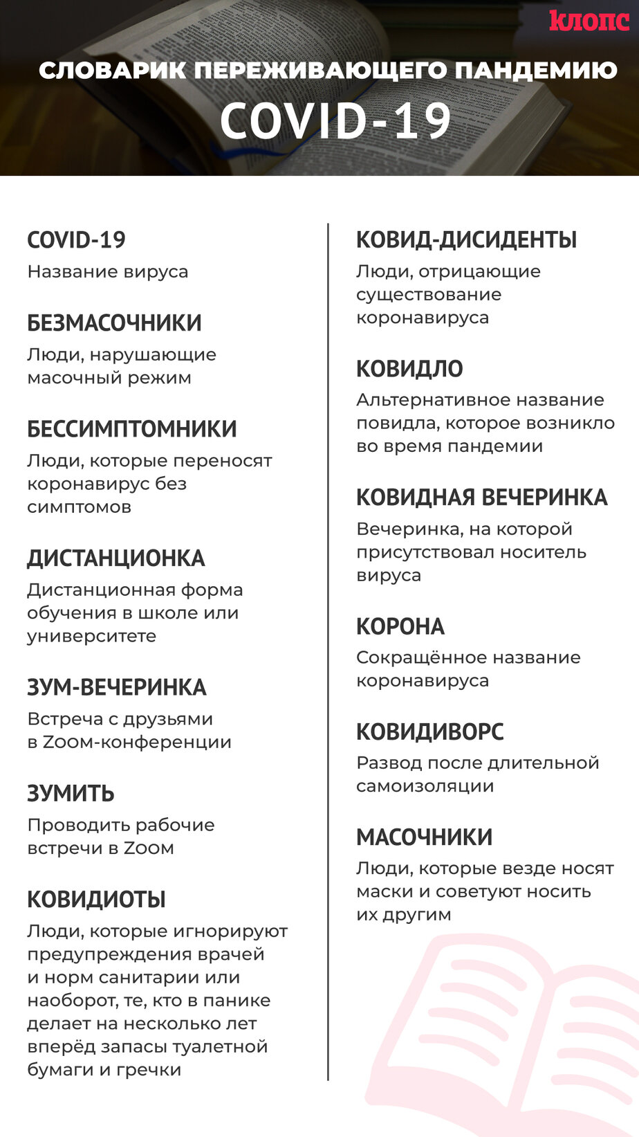 """""""Словом года станет понятие, связанное с пандемией"""": эксперт — о влиянии COVID-19 на язык - Новости Калининграда"""