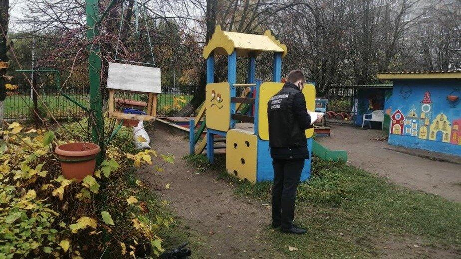 На месте работают следователи | Фото: СУ СК по Калининградской области