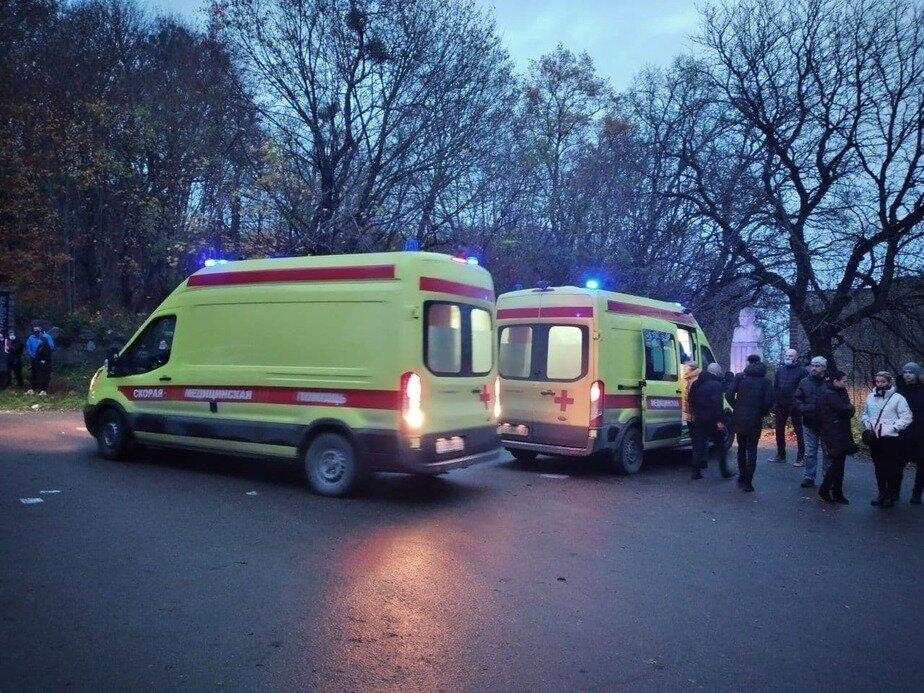 Источник сообщил о госпитализации восьмерых пострадавших в ЧП в Холмогоровке - Новости Калининграда   Юрате Пилюте