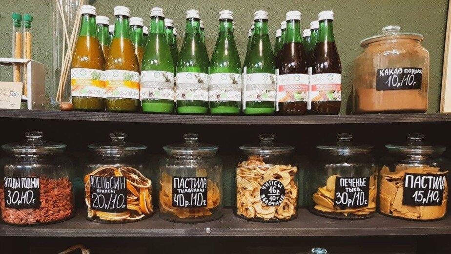 Ноль отходов: первый zero waste магазин в Калининграде - Новости Калининграда