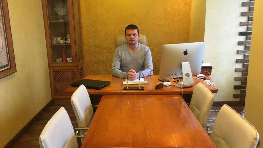 """Коммерческий директор группы компаний """"Етайп"""" Максим Додонов"""