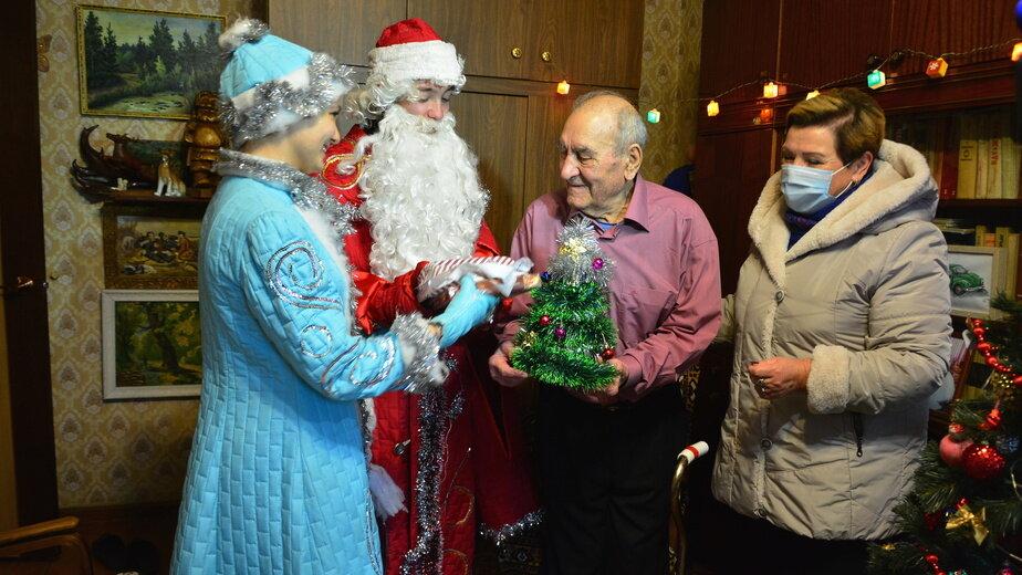 Дед Мороз от дирекции Балтийской АЭС посетил Неман и Советск - Новости Калининграда